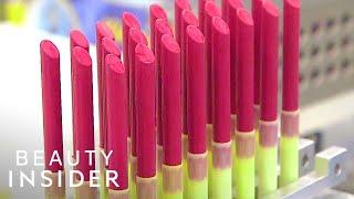 How ColourPop Lipstick Is Made