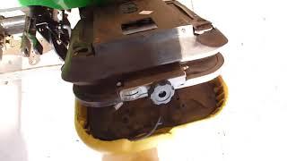 Deere Milsco Seat Repair...... Maybe