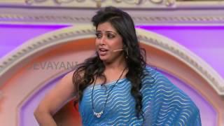 Shwetha Chengappa navel show