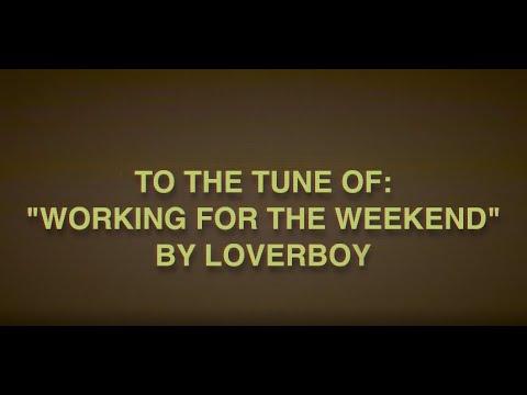 """Turkey For Thanksgiving"" - A Loverboy Parody"