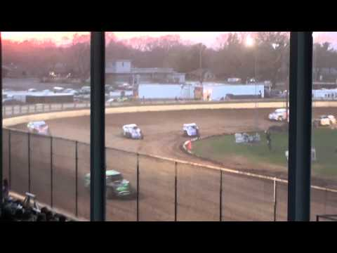 Cory Mahder - May 10th, 2013 - 2nd Place - Heat - Red Cedar Speedway
