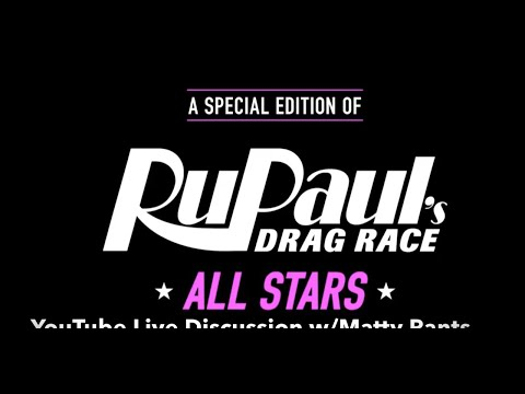 Drag Race All Stars Moves To Showtime? Live Discussion & More!