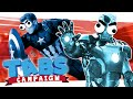 FIGHTING THE AVENGERS | TOTALLY ACCURATE BATTLE SIMULATOR