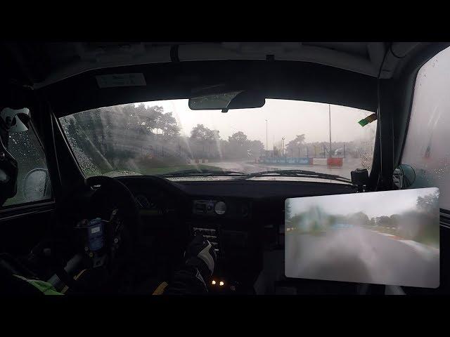 DTM Zolder - Tourenwagen Classics onboard Dirk Van Rompuy BMW E30 M3