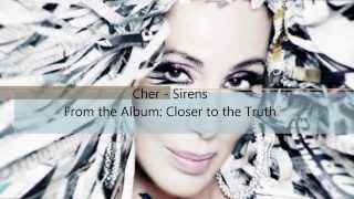 Cher - Sirens (Video) (Official - 2013) (Lyrics)