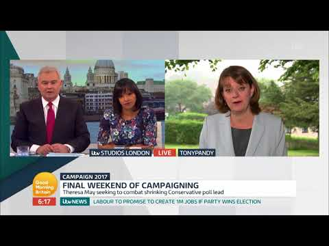 Leanne Wood Defends Paid Cymru as Labour Surge in Wales | Good Morning Britain