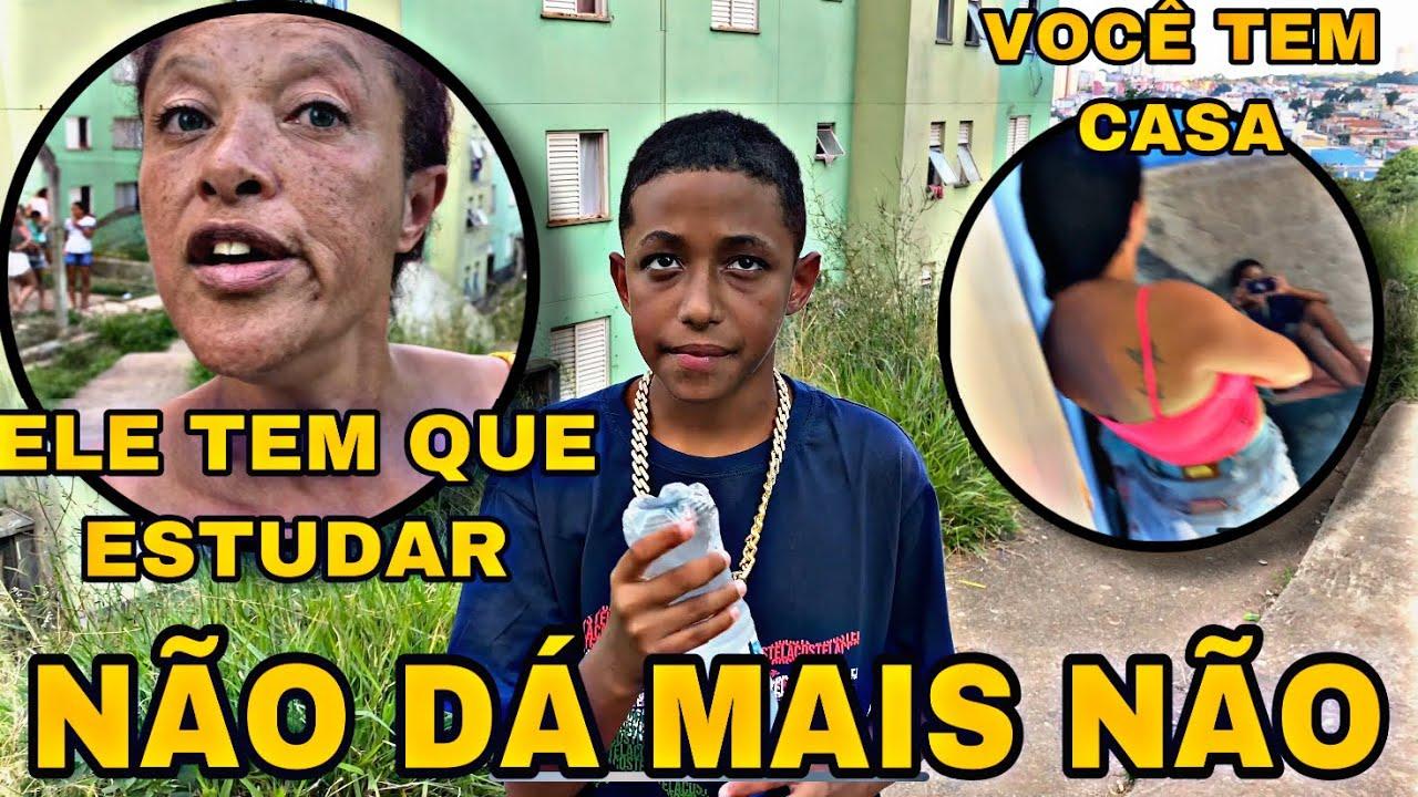 MÃE DO BEZERRA QUER RASGAR O CONTRATO/ A IRMÃ DELE NÃO QUER MAIS ELE COMIGO