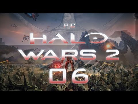 Halo Wars 2 PC #06 LIGHTS OUT - Gameplay / Let's Play