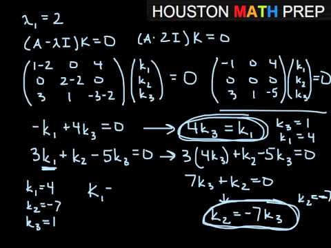 Solving a Linear 3-Variable System of Differential Equations - Example