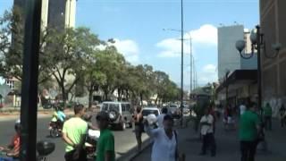 INFILTRADO ARMADO EN PROTESTA DE VALENCIA - CARABOBO (VENEZUELA) 27-02-14