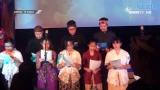 [Liputan] Pentas Seni SMP Katolik Sang Timur
