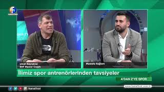 Mustafa Sağlam İle A'dan Z'ye Spor 04 04 2020