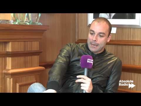 Chris Wolstenholme from Muse: football interview
