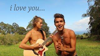 I Love You (Hawaiian Style) (a song)