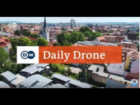 #DailyDrone: Georgenburse, Erfurt   DW English