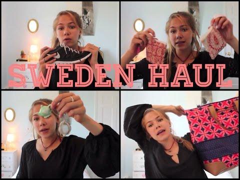 SWEDEN HAUL