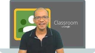 Google Sala de Aula - Aprenda a criar sua turma online - Aula 01