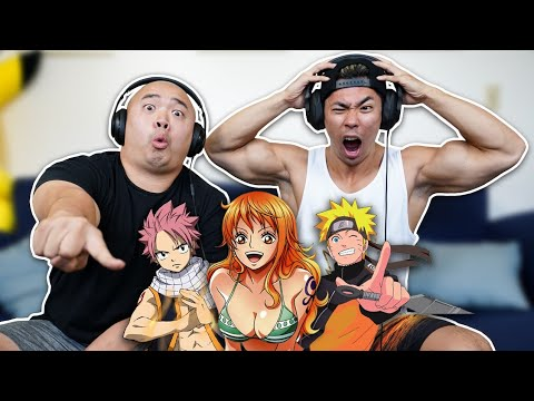 GUESS THAT ANIME OPENING CHALLENGE