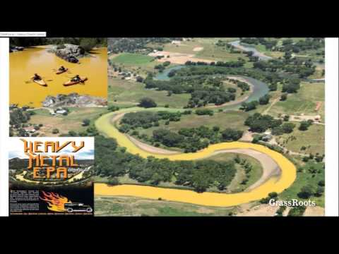 The Gold King Spill: Impacts on the Animas River