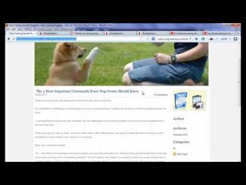 Social Bookmarking How To Guide -How to Use Social Bookmarking For Business