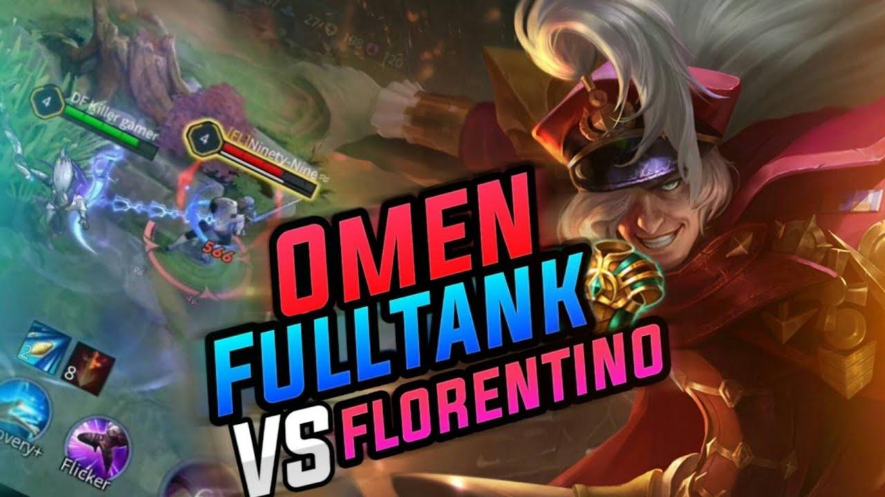 RoV - Omen สายโคตรเกราะยืนเลนปะทะ florentino!!