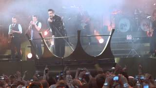 Robbie Williams - Opening - Hey Wow Yeah Yeah/Let Me Entertain You - 13 July 2013 - Amsterdam Arena