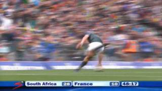 Springboks vs France 2010 Tribute
