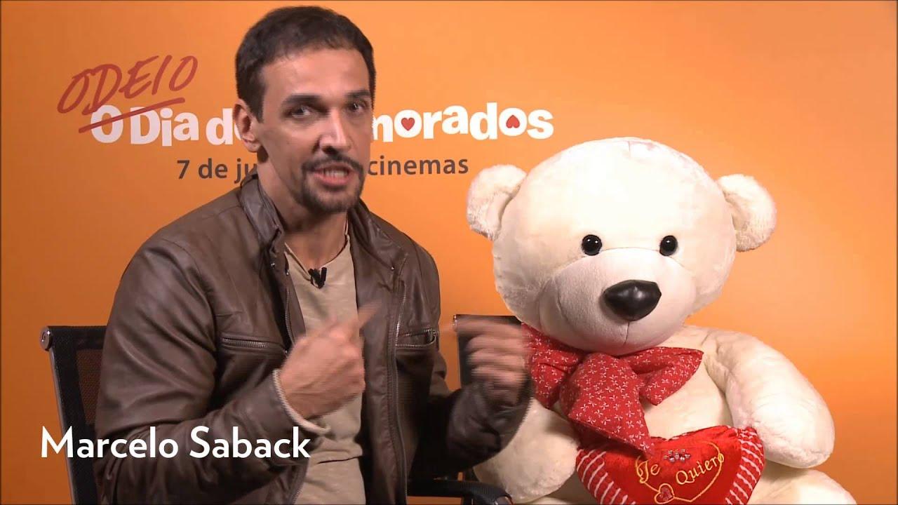 Odeio o Dia dos Namorados - Marcelo Saback convida