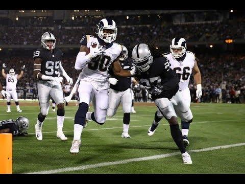 Los Angeles Rams Vs Oakland Raiders Live Stream
