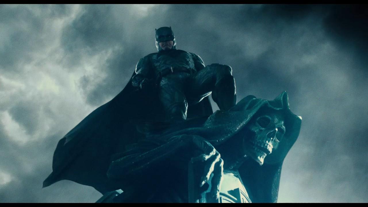 ЛІГА СПРАВЕДЛИВОСТІ. Створюємо лігу - Бетмен HD