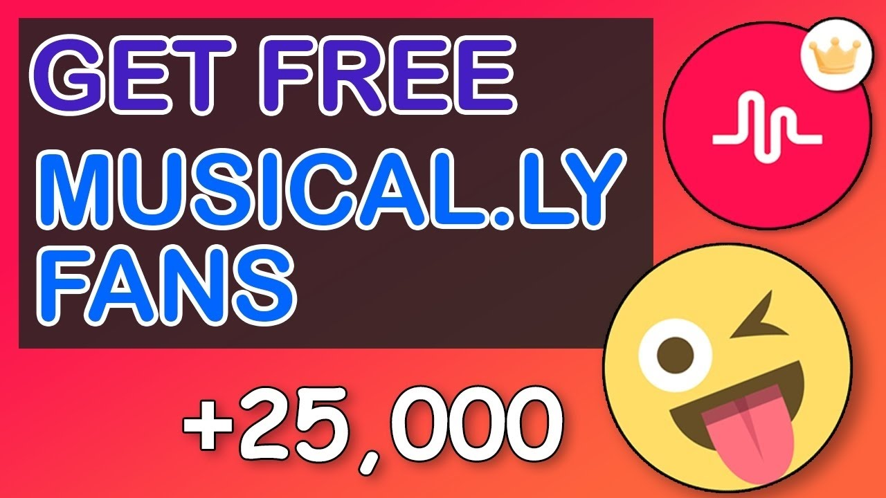 free musically followers no human verification or download