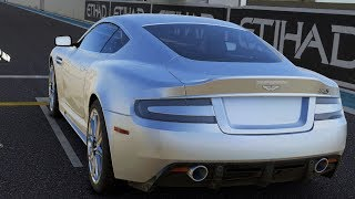 Forza Motorsport 5 - Aston Martin DBS 2008 - Test Drive Gameplay (HD) [1080p60FPS]