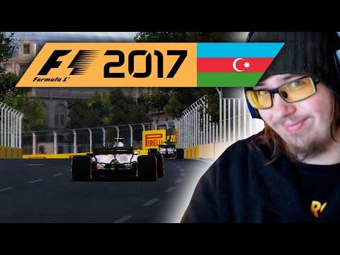 Eine TEAMLEISTUNG | Baku 2/2 🎮 F1 2017 #22