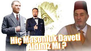 (K485) Hiç Masonluk Daveti Aldınız Mı? - Üstad Kadir Mısıroğlu