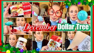 December Dollar Tree Haul & Stocking Stuffer Gift Ideas