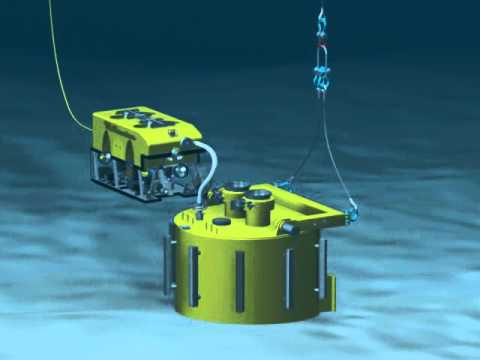 OCEANEERING ROV SUCTION PILE INSTALLATION PUMP