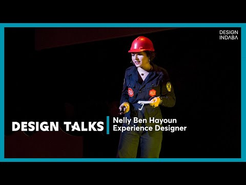 Experience designer Nelly Ben Hayoun on colonising Mars with the worms from hell