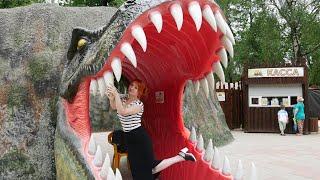 Чем удивит новый Парк динозавров в Ярославле?