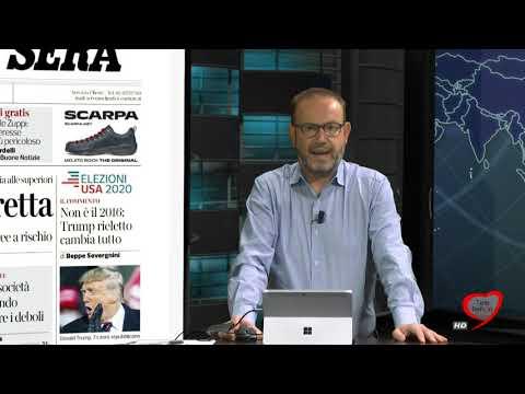 I giornali in edicola - la rassegna stampa 02/11/2020