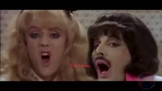 Queen - I Want To Break Free (with lyrics)