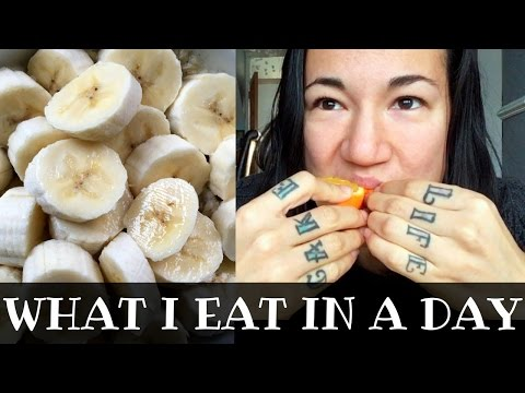 WHAT I EAT IN A DAY / Vegan in Dublin