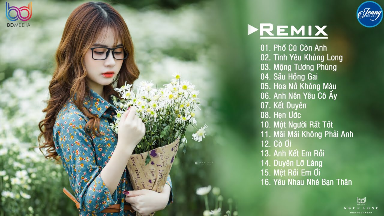 NHẠC TRẺ REMIX 2020 HAY NHẤT HIỆN NAY - EDM Tik Tok JENNY REMIX - Lk Nhạc Trẻ Remix 2020