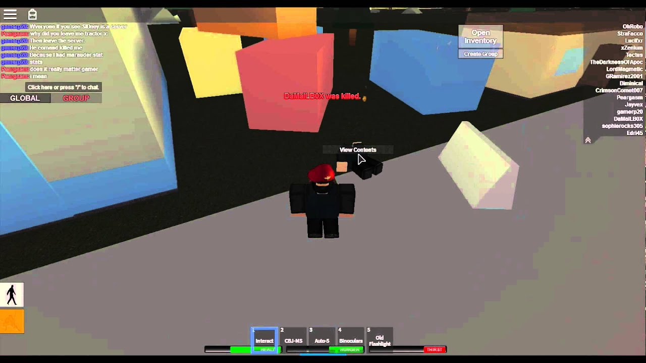 how to kill cunts in roblox