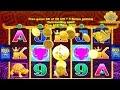 5 Dragons Deluxe slot machine - Nice Win amongst 3 Mystery Choice bonuses