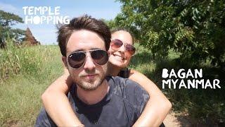 Bagan Myanmar Travel Vlog