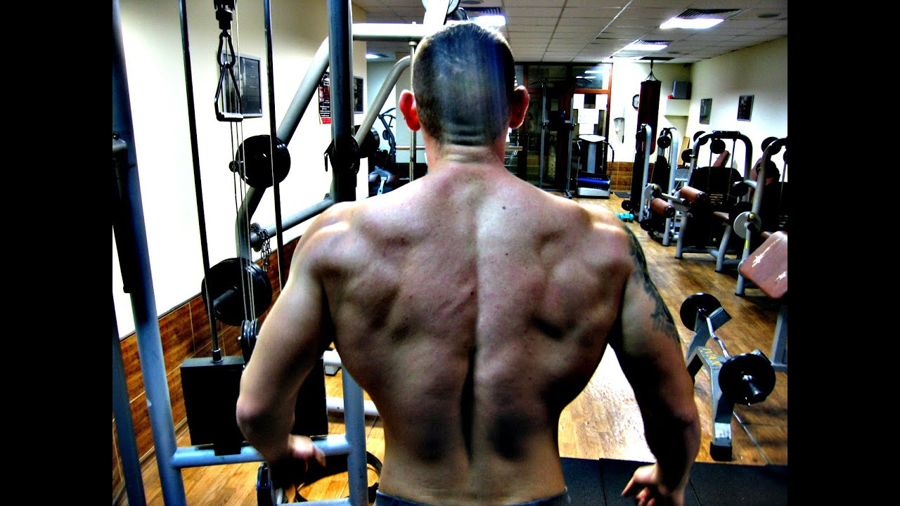 Great Back Workout For Men