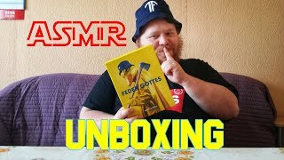 ASMR Unboxing EnteTainment  Feder Gottes (Limited Fan Box)