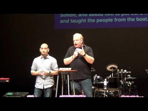 ジム・ラフーン師 Jim Laffoon - Every Nation Japan Conference 2017