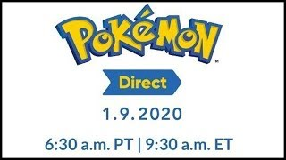 New POKEMON DIRECT ANNOUNCED - This is What We Can Expect!