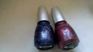 China Glaze Marry a Millionaire & Material Girl Thumbnail